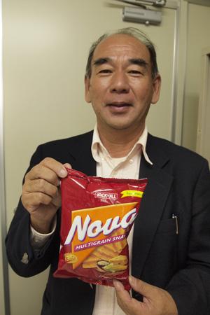 NOVA/チーズのお菓子